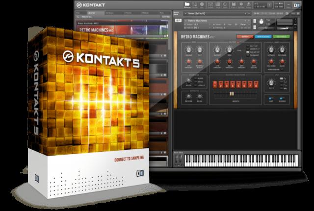KONTAKT 6 v6.4.0 Crack Mac Latest Version 2021 Free Download