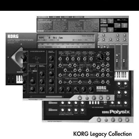 KORG Legacy Collection Special Bundle v2 Crack Free Download