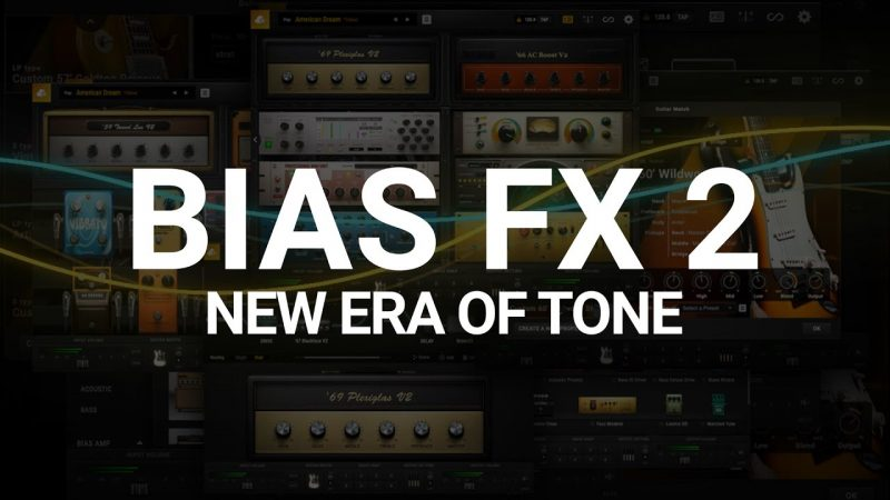Positive Grid BIAS FX v2.2.2.5090 Elite Crack (Win) 2021 Latest