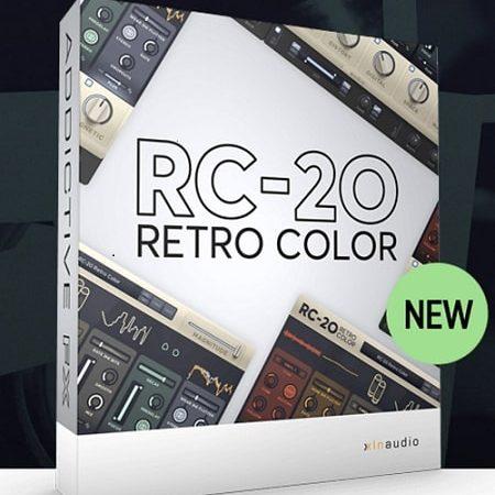RC-20 Retro Color 1.1.1.2 Crack Mac + Torrent (2020) Download