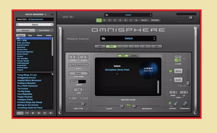 Spectrasonics Omnisphere Crack 2.6 v2.6.2c For Windows/Mac Here