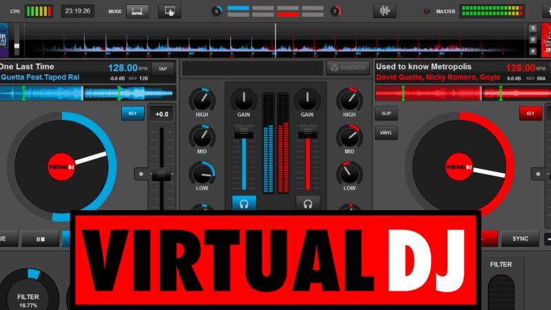 Virtual DJ 2021 Build 6242 Crack Plus Serial Key Full Version