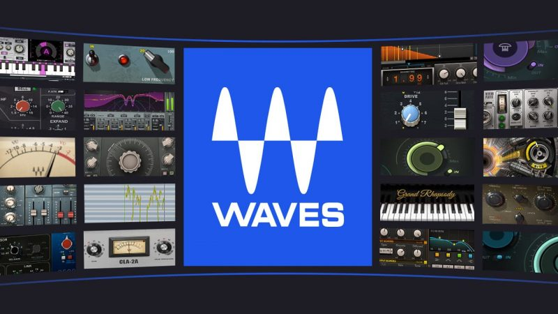 Waves 11 Plugin 2020.9 Crack For [Mac+Windows] Free Download