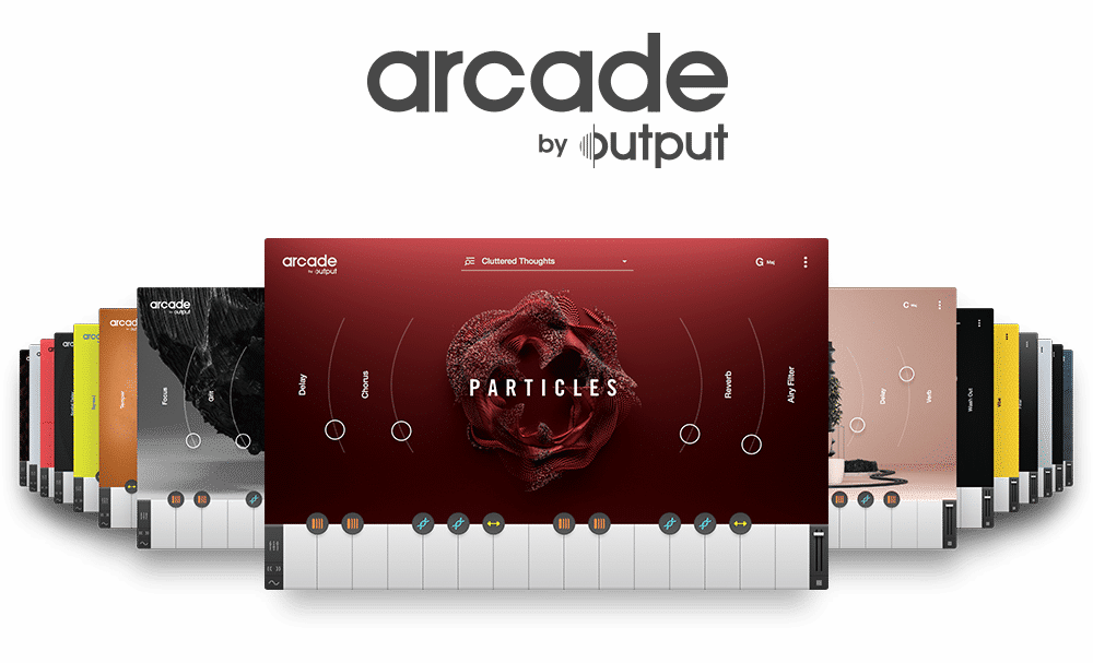 Arcade VST by Output