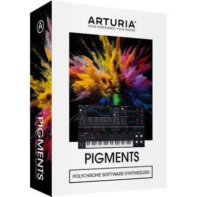 Arturia Pigments 2 Crack for Windows Full Torrent Free Download
