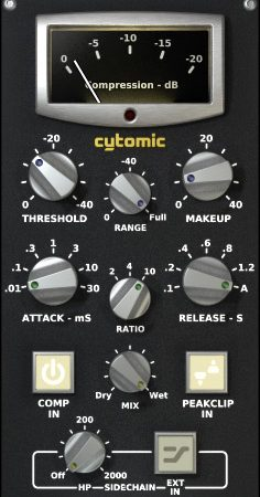 Cytomic The Glue Dynamics Processor 1.3.19 [Mac & PC] Full Torrent