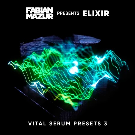 Splice Sounds Fabian Mazur Vital Serum Presets Vol.3 With Crack