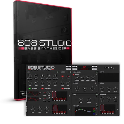 Initial Audio 808 Studio II 2.0.5 Full Crack Latest Free Download