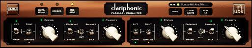 Kush Audio Clariphonic DSP