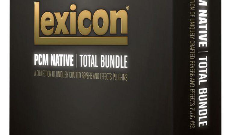 Lexicon PCM Total Bundle v1.3.7 (Win) + Full Crack Free Download