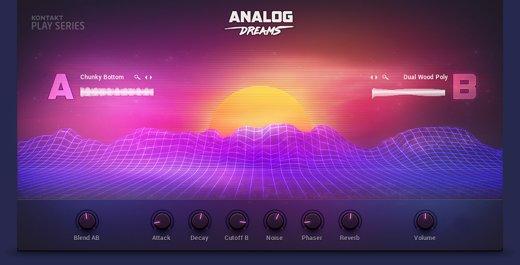 Native Instruments Analog Dreams (KONTAKT) Free Download