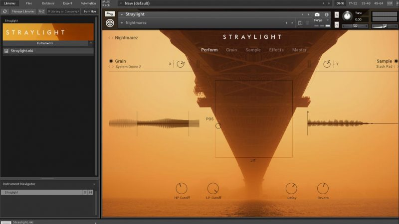 Native Instruments Straylight (Kontakt) 1.5.0 Full Crack Free Here