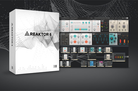 Native Instruments Reaktor 6.4.0 Crack [Mac] 2021 Free Download