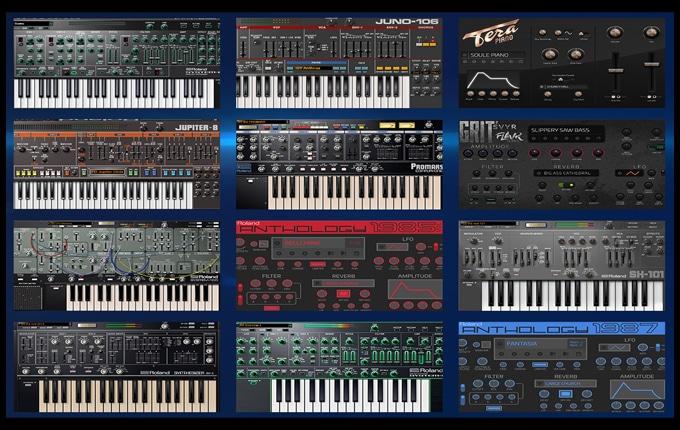 Roland Cloud Legendary & Aira Total (Win/Mac) Crack Free Here!