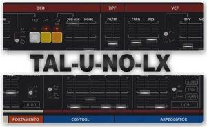 TAL-U-NO-LX Crack