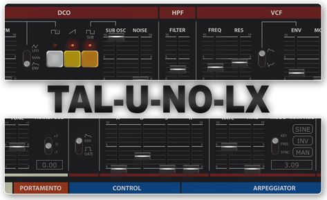Togu Audio Line TAL-U-NO-LX v4.2.5 Crack For MacOS Free Download