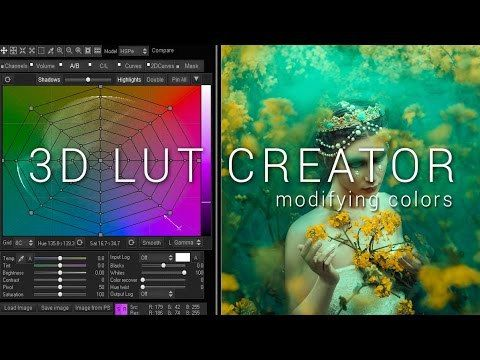 3D LUT Creator Pro 1.54 Crack + Serial Key Free Download