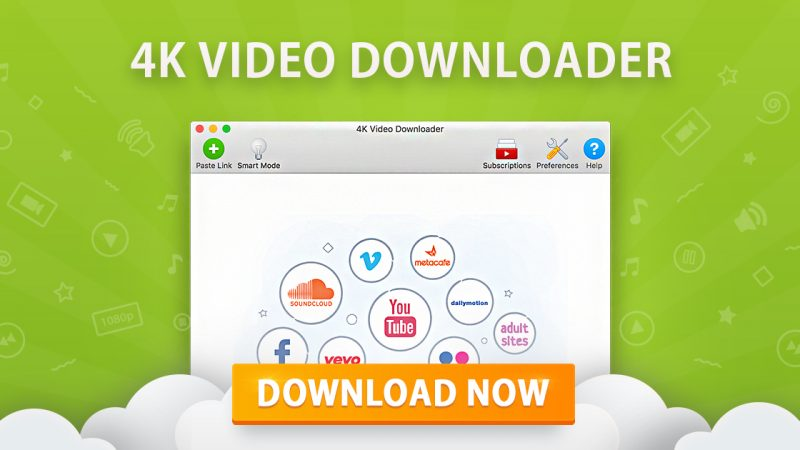 4K Video Downloader Crack 4.15.1.4190 + Full Serial Keygen Latest