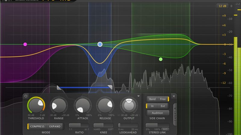 Fabfilter Pro Q-3.18 Crack Free Download Latest Software With Keygen