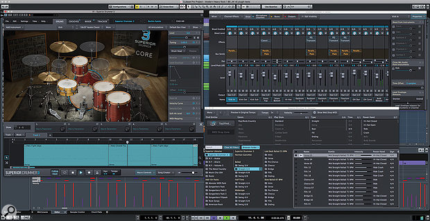 Toontrack Superior Drummer v3.1.7 (Win) + Full Crack Free Download