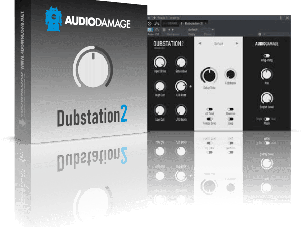AD036 Dubstation 2 v2.1.2 Vst Crack Mac & Win + Torrent  Download