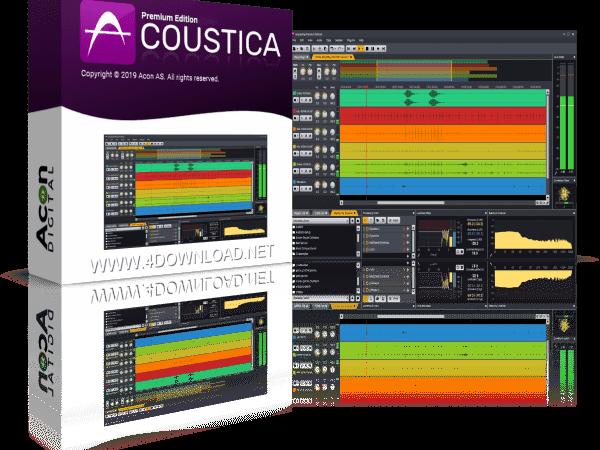 Acon Digital Acoustica Premium Edition v7.2.8 Crack Mac Free Download