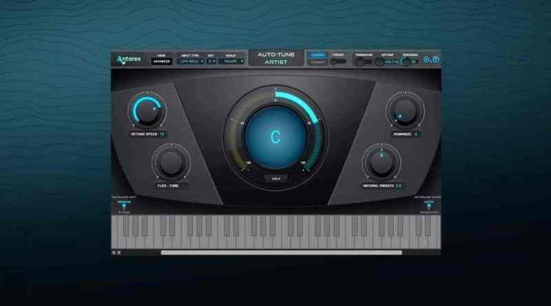 Auto-Tune Artist v2.3 Crack Mac & Windows + VST Free Download