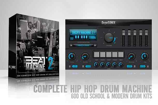 Beat Machine 2 Crack VST + Download Full Torrent (Mac + Windows)