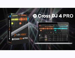 Cross DJ 4 Pro Crack Free Download & License Keygen Latest