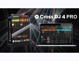 Cross DJ 4 Pro Crack