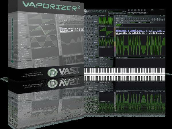 Vaporizer2 v3.1.0 Vst Crack Mac + Full Torrent Free Download