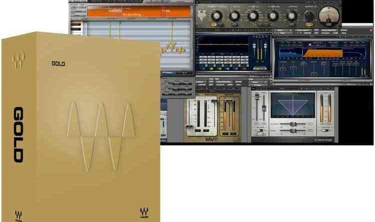 Waves Gold Bundle VST Crack Mac + Torrent  Free Download