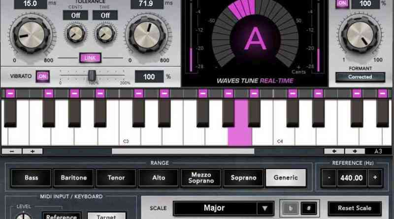 Waves Tune Real Time Crack Mac + Full Torrent Download (2021)