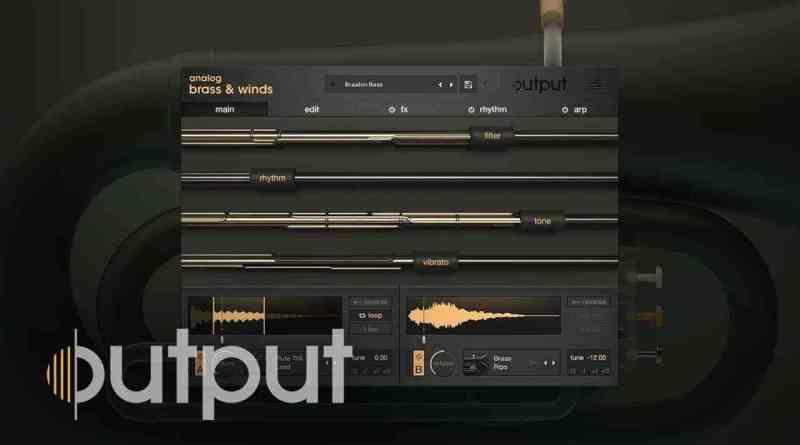Analog Brass Winds v1.0.1 Crack Mac 2021 Free Download