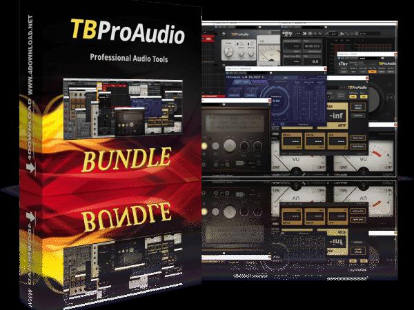 TBProAudio Bundle 2020.8.2 Full Version + Crack Free Download