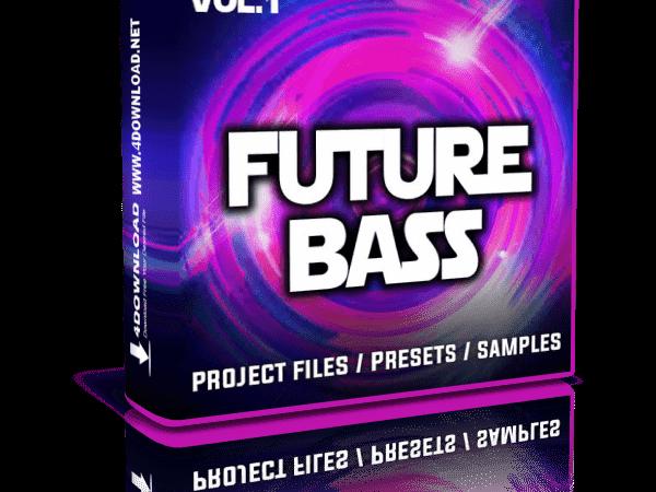 Ultrasonic Future Bass Sample Pack Vol.1 + Crack Free Download