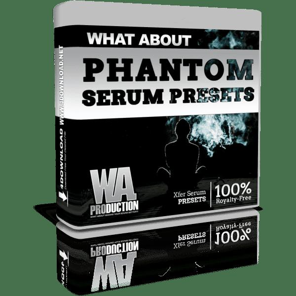 W. A. Production Phantom Serum
