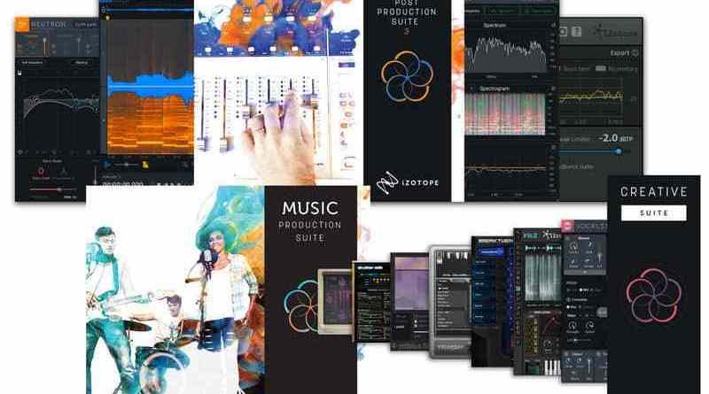 Izotope Everything Bundle Crack VST Mac & Win 2021 Free Download