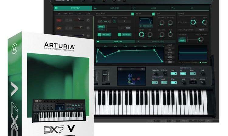 DX7 V Crack (Mac) Latest Version Free Download Here