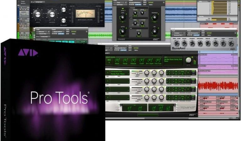 Pro Tools HD 12.5 Crack (Win) Full Version Free Download
